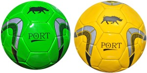 Port FWC-Combo Football -   Size: 5