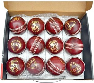 SG Club Cricket Ball -   Size: 5