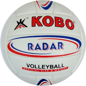 Kobo Radar-18p Volleyball -   Size: 4