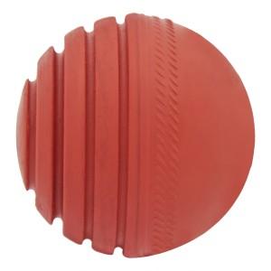 Omtex Wobble Ball Cricket Ball -   Size: 5.5