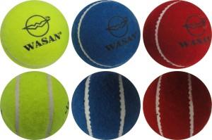 Wasan Tennis Cricket Ball -   Size: 3