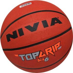 Nivia Top Grip Basketball -   Size: 6