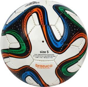 Sagar BRAZUCA FIFA QUALITY Football -   Size: 22 cm