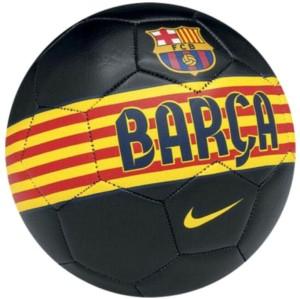 Retail World BARCA BLACK Football -   Size: 5