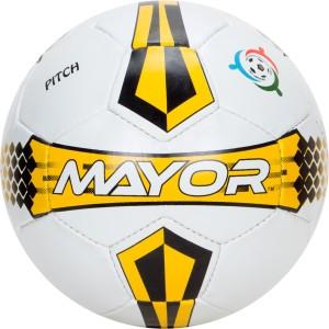 Mayor Pitch Football -   Size: 5