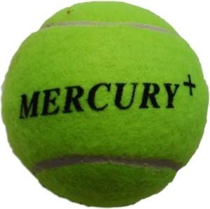 Mercury+ Cricket Tennis Ball -   Size: Regular