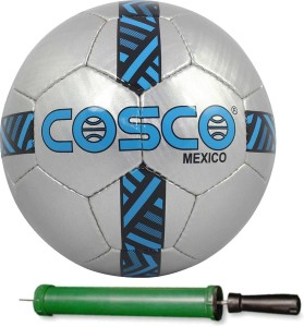 Cosco MEXICO Football With Pump Size-5 Football -   Size: 5