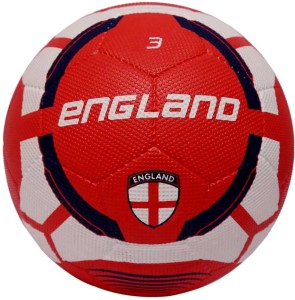 Vector X England Rubber moulded Football -   Size: 3