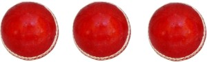 VSM Gold Star Two Piece Leather Ball Cricket Ball -   Size: Standard