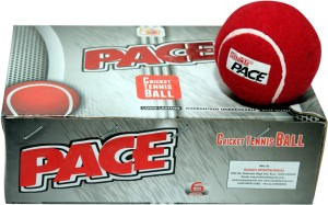 MegaPlay Pace Heavy Cricket Ball -   Size: Standard