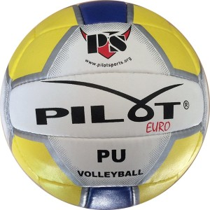 Pilot sports co euro Volleyball -   Size: 5