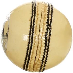 AS Crown (White) Cricket Ball -   Size: 2