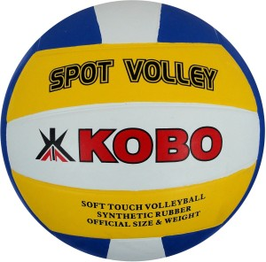 Kobo Spot Volley Volleyball -   Size: 4