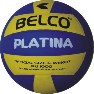 Belco Platina Volleyball -   Size: 5