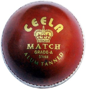 Ceela Sports Match Cricket Ball -   Size: Standard