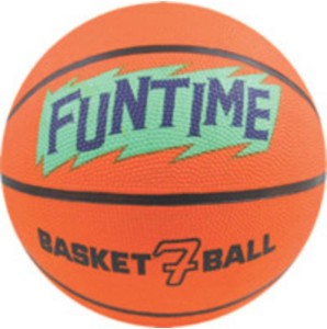 Cosco Funtime Basketball -   Size: 7