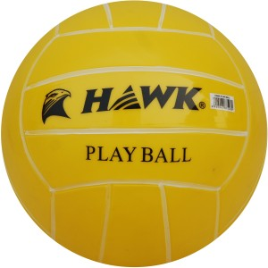 HAWK Playball / Beach Volleyball, Imported, Non Breakable Football -   Size: Senior