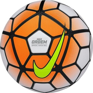 ae26ed2d64 Nike Ordem 3 Football Size 5 Pack of 1 Multicolor Best Price in ...