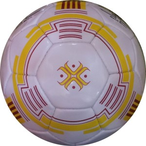 Hikco Yellow Ring Football -   Size: 5