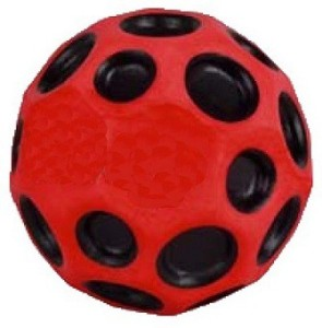 Switch Control Moon Throw Ball -   Size: 3