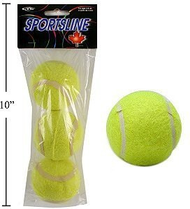 Sportsline Low Bounce Tennis Balls Tennis Ball -   Size: 5