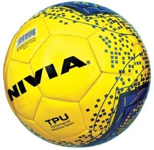 Nivia Revolvo Football Size 5 Pack of 1 Yellow Best Price in India ... bbf270ebf4e26