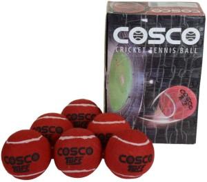 Cosco Tuff Cricket Ball -   Size: 1.6