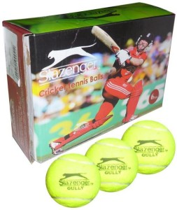 Slazenger Gully Cricket Ball -   Size: 5