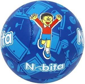 A11 Sports Nobita Blue A11 Sports Football -   Size: 5