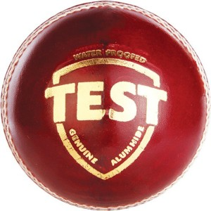 SG Test Cricket Ball -   Size: 5