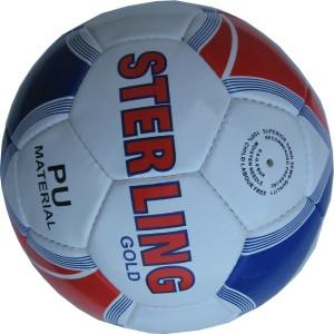 prospo super striker air dominator (4 ply ) sterling gold Football -   Size: 5