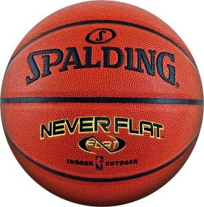 Spalding Neverflat Basketball -   Size: 7