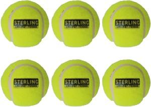 Sihra Sterling Light Weight Tennis Cricket Ball -   Size: 5