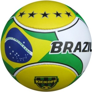 Speed Up Brazil Football -   Size: 5