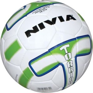 e49a5801d3d Nivia Torrido Football Size 5 White Best Price in India