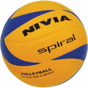 Nivia Spiral Volleyball -   Size: 5
