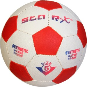 Star X vishal top foot ball Football -   Size: 5