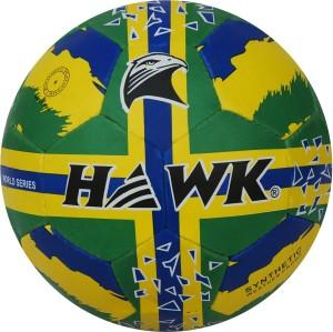 HAWK BRAZIL Football -   Size: 5