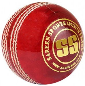 2873c775b80 SS a-44 Cricket Ball - Size 7 Diameter 7 cm ( Pack of 1 Red )