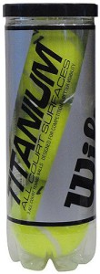Wilson WRT1021 Titanium Tennis Ball