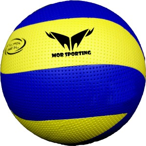 Mor Sporting FivB-3 Volleyball -   Size: 4