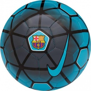 RSO SOCCER Football , Size - 5 (Blue:Black:Silver) Football -   Size: 5
