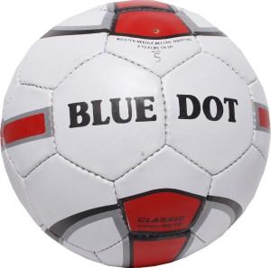 Blue Dot Classic Football -   Size: 5