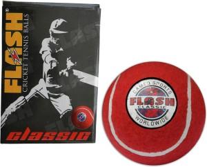Flash CLASSIC Cricket Ball -   Size: 5