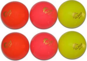 SUNNY KSI WIND Cricket Ball -   Size: FULL
