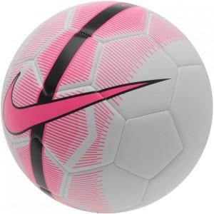1aa14f224 Nike Mercurial Veer Football Size 5 Diameter 2 5 cm Pack of 1 Pink ...