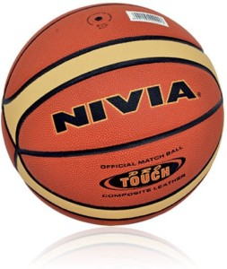 Nivia BB-241 Pro Touch Basketball -   Size: 7