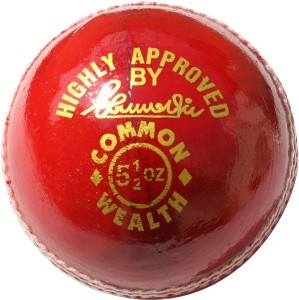 RS Robinson Common Wealth Cricket Ball -   Size: 3
