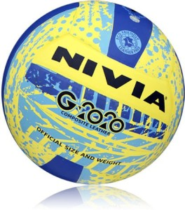 Nivia G-2020 Volleyball -   Size: 1