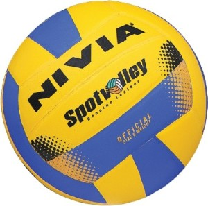 Nivia Spot Volleyball -   Size: 3